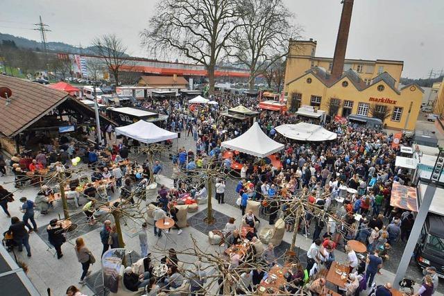 Die BZ-Foodtrucks kommen im Juli wieder nach Lörrach