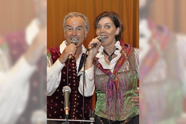 Volles Haus für die Oberkrainermusik