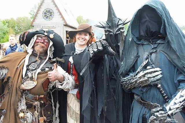 Findet das Mittelalterfest in Weil am Rhein nur noch im September statt?
