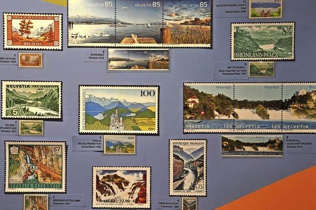 Mehr als nur eine Briefmarkenschau