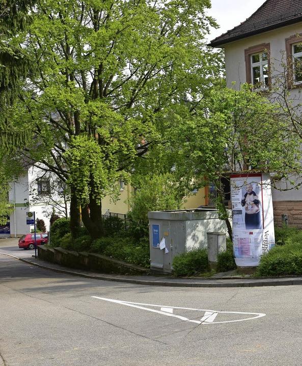 Rund um die Schule soll es eine Verkehrsberuhigung geben.   | Foto: hem