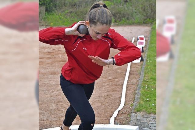 Bahneröffnung des Leichtathletik-Kreises Neustadt