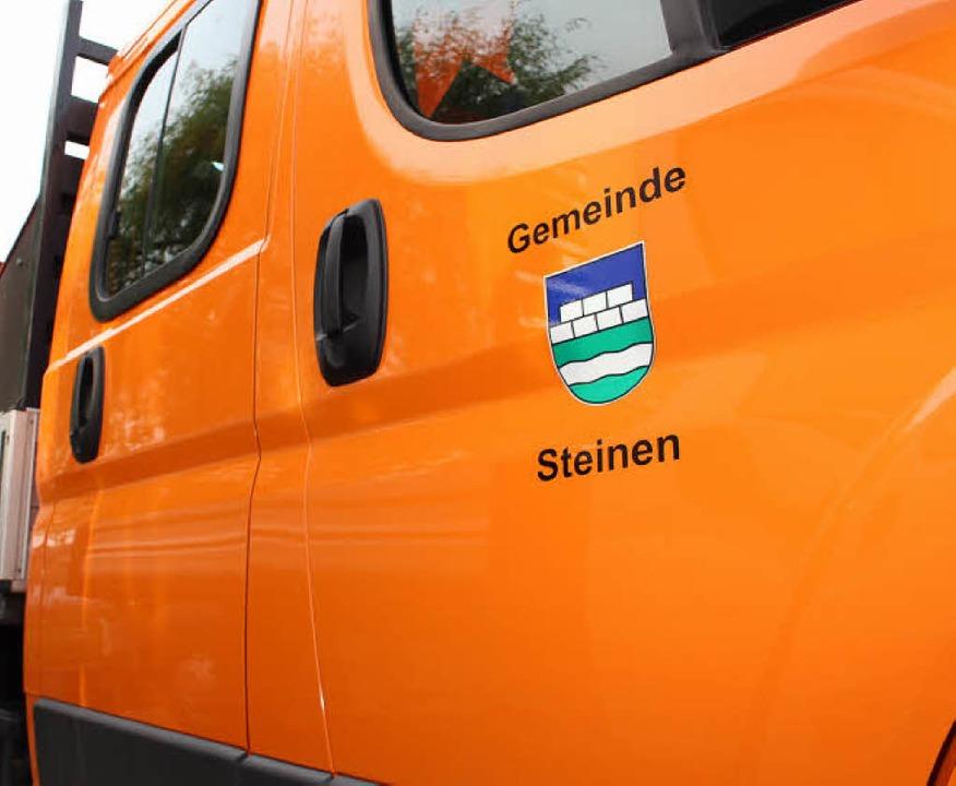 Steinens Werkhof ist seit einem Jahr a...eiter erstmals einen richtigen Chef.      Foto: Bertsch/Bergmann