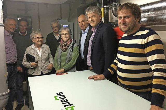 Senioren werden mit Wärme und Strom versorgt
