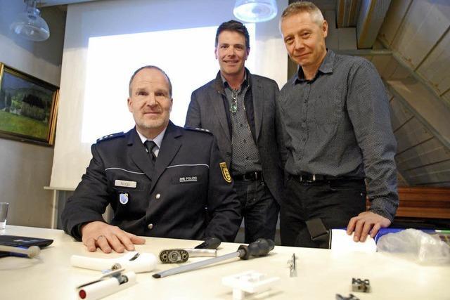 Inzlinger Polizei gibt Tipps für Einbruchsschutz