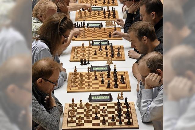 Bekannte und Konkurrenten im geistigen Wettkampf