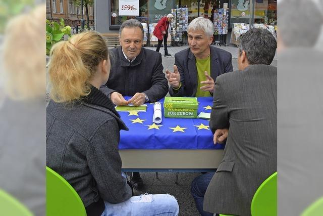 Bürgersprechstunde zur Europawoche