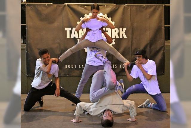So feiern Lörracher Breakdancer ihren Erfolg