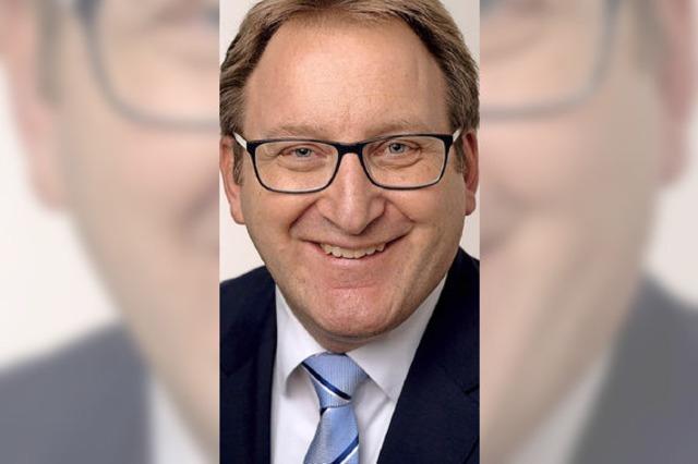 Oliver Kamenisch ist neuer Geschäftführer der Immobilien-Gesellschaft der Sparkasse