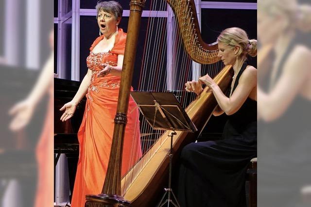 Frauen verzaubern mit Opern