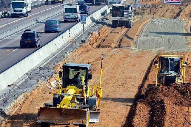 Bedenken zum Ausbau der A5 zwischen Offenburg und Riegel