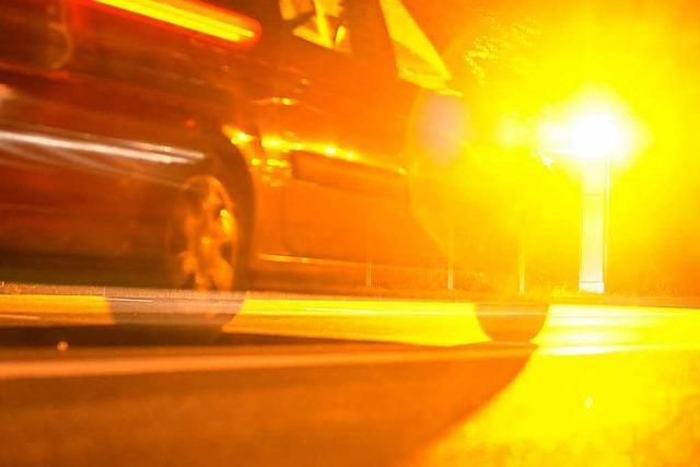 In Basel wurden 564 Rotlicht-Sünder in drei Stunden geblitzt