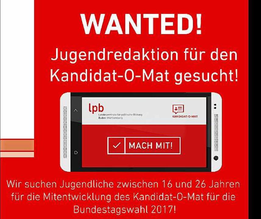 Anmeldung unter www.lpb-freiburg.de    Foto: dso (Screenshot)