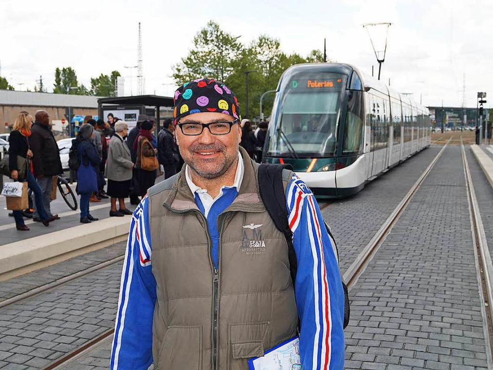 Rekordzeit Alle Tramstationen In Kehl Und Straßburg