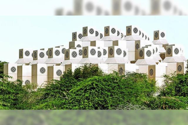 Das Vitra Design Museum Gallery zeigt urbane Kultur im islamisch geprägten Kulturkreis