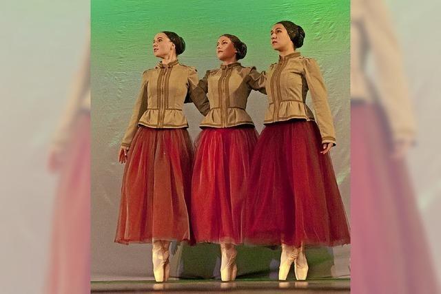 Ballett im Bürgerhaus Zähringen