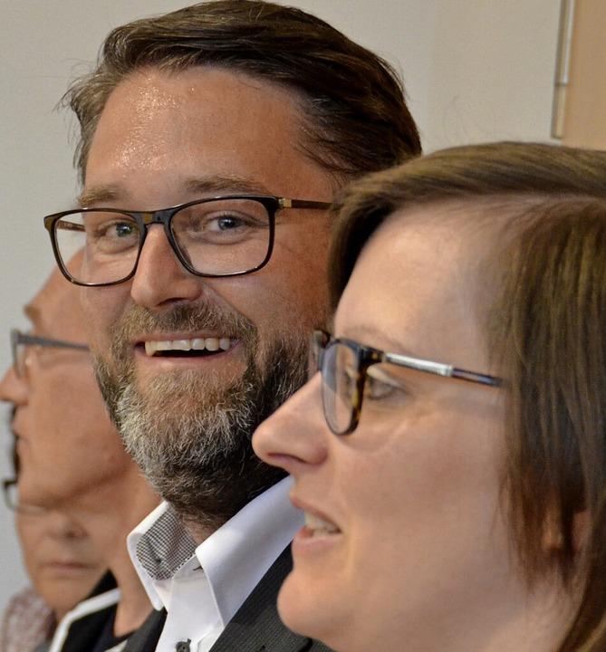 Christoph Kern macht weiter und will beim zweiten Wahlgang am 21. Mai antreten.     Foto: Moritz Lehmann