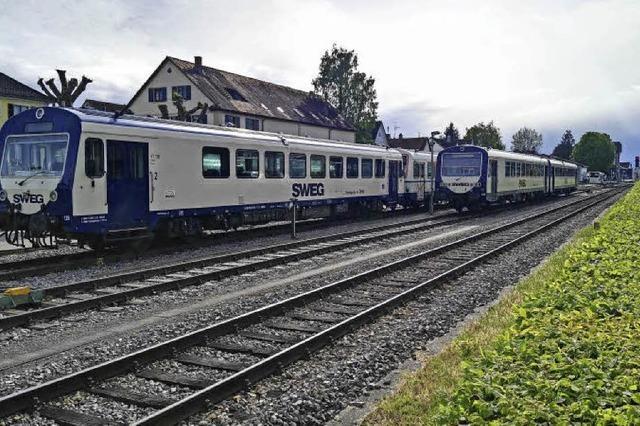 Planfeststellungsbeschluss zur Elektrifizierung der Kaiserstuhlbahn Nord fällt wie erwartet aus