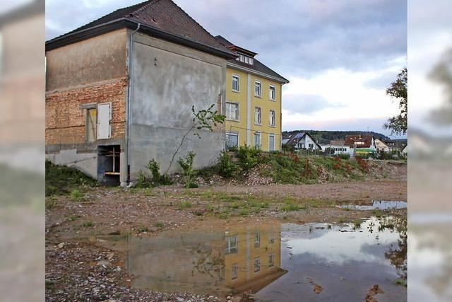Teure Altlasten auf Weberei-Gelände