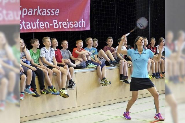 Vom Reiz des Badmintons