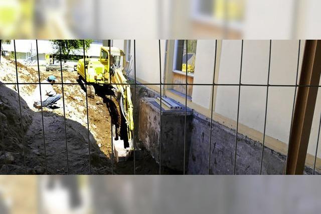 Sanierung der Wirtschaftsschule