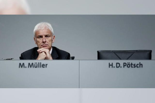 Neuer Ärger für den VW-Chef