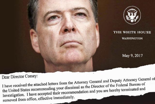 FBI-Affäre erschüttert USA