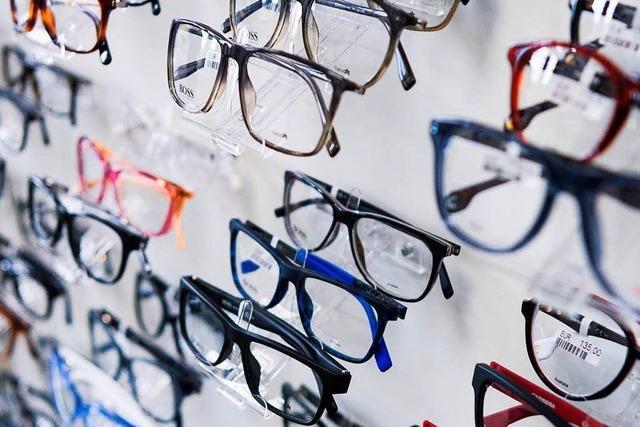Einbruch in Brillengeschäft auf der Kajo in Freiburg