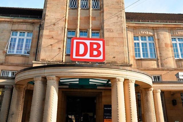 Sind die Tage des Badischen Bahnhofs als Fernstop gezählt?