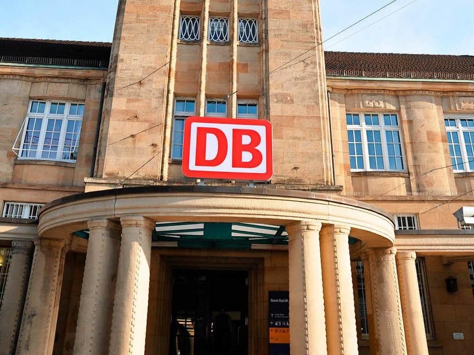 Der Badische Bahnhof ist (noch) ein wi...zwischen Regional- und Fernverkehr.     | Foto: Daniel Gramespacher