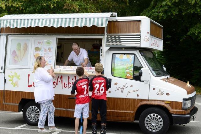 Darf das Eismobil nach Freiburg? Stadt legt Berufung ein