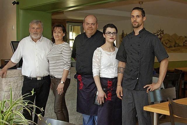 Traditionsgasthaus Zur Poche wieder offen