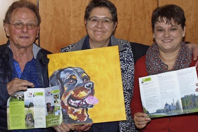 Flyer soll helfen, Probleme mit Hunden zu vermeiden