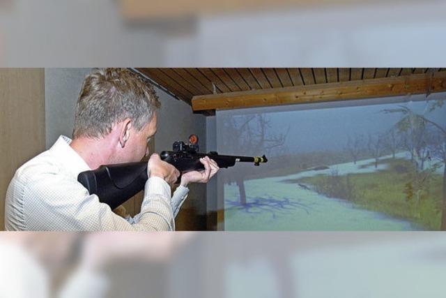 Wyhler Schützen blicken zufrieden zurück