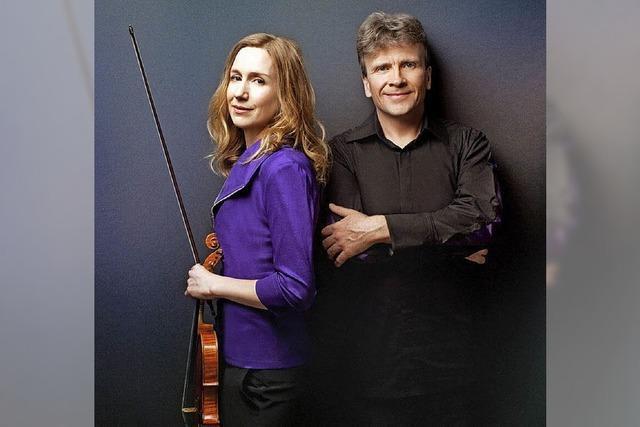 Das international renommierte Duo Concertante gastiert in der Klinik Wehrawald