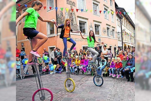 Tienener Kindertage in Tiengen