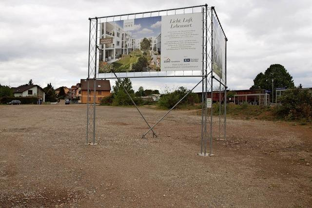 Wohnkomplex für 14 Millionen auf ZG-Areal geplant