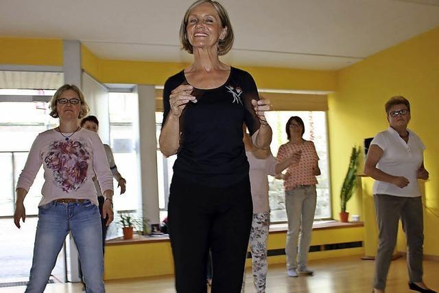 Alleine in Gemeinschaft tanzen