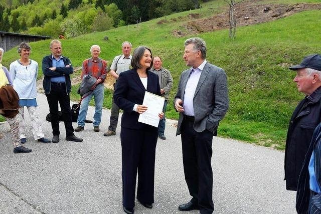 Land schießt Geld für Neuenweger Wasserversorgung zu