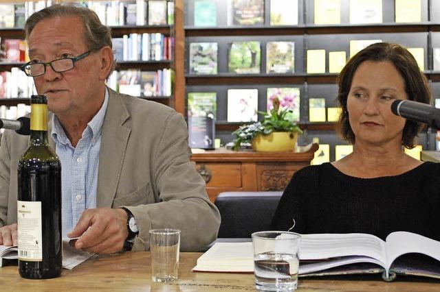 Lesung: Autor Martin Walker zu Gast in Lörrach