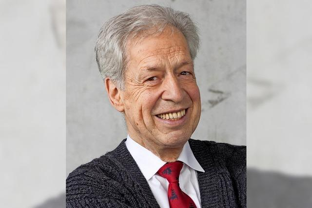 Henning Scherf diskutierte im Mehrgenerationenhaus EBW über gemeinschaftliche Wohnprojekte