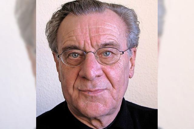 Künstler Peter Vogel ist im Alter von 80 Jahren gestorben