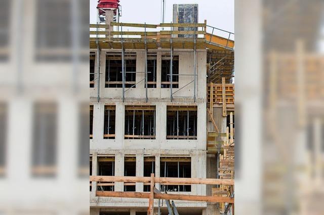 IG Bau fordert mehr bezahlbaren Wohnraum
