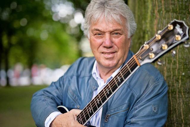 Kinderliedmacher Rolf Zuckowski wird 70