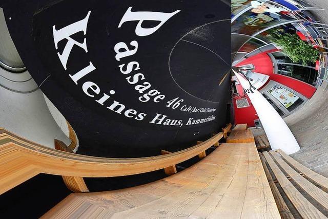 Theater Freiburg will Passage 46 selbst wiederbeleben