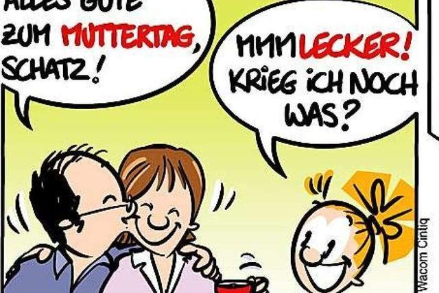 Lucy Backfisch: Alles Gute zum Muttertag!