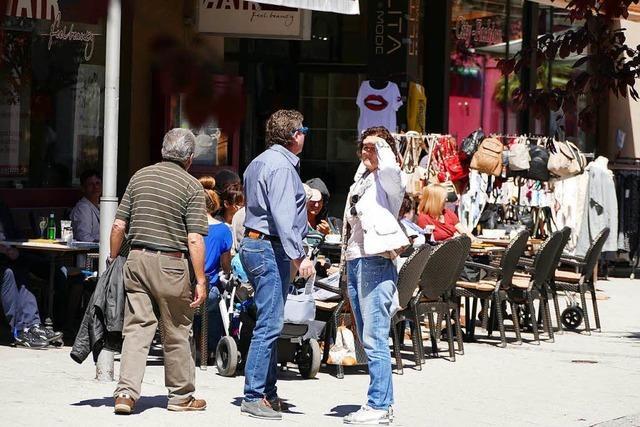 Schutz für den Einzelhandel in der Innenstadt