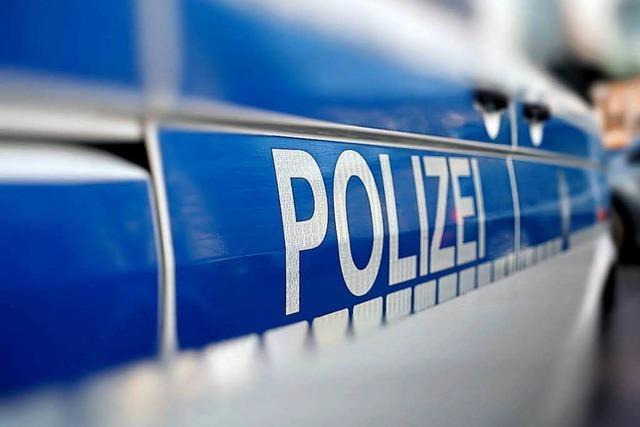 Lörrach: Radfahrer verletzt sich bei Zusammenstoß leicht