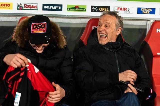 Christian Streich lüftet Freiburgs 15-Punkte-Geheimnis