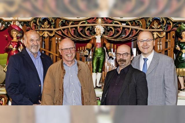 144 000 Euro für Restaurierungen